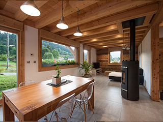 maisons bois chalets bois b timents bois de l entreprise. Black Bedroom Furniture Sets. Home Design Ideas